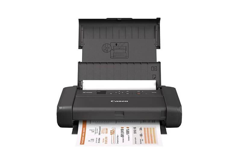 Mobiele printer