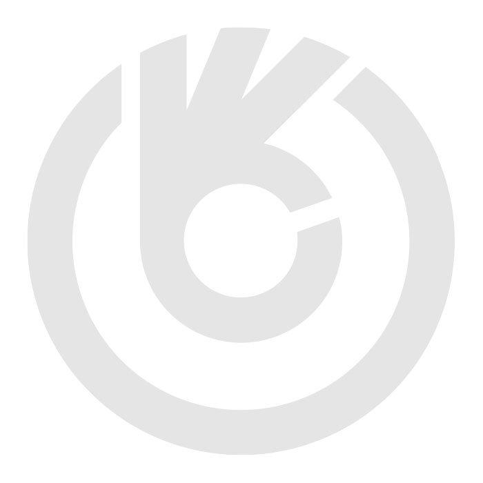 Bagagegordel 25mm Blauw  - 2,5 meter