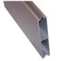 Aluminium huifplank