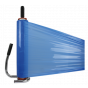 Handwikkelfolie 23 my, 50 cm. x 300 meter blauw