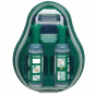 Oogspoelstation Medisafe incl 2 x 500 ml NaCi 0,9% | Oogdouche