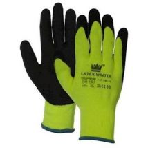 Werkhandschoen M-safe Latex winter handschoen