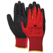 Werkhandschoen M-Safe Latex Light - maat naar keuze