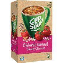 Cup-a-Soup Chinese tomaat - Pak van 21 zakjes