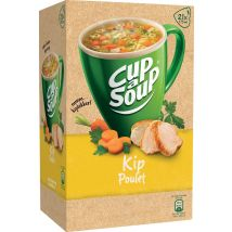 Cup-a-Soup Kip - Pak van 21 zakjes