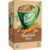 Cup-a-Soup Rundvlees - Pak van 21 zakjes
