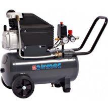 Mobiele Compressor Airmec Oliegesmeerde Zuigercompressor
