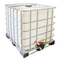 IBC Container B-keus Gebruikt 1.000 liter - Stalen Onderstel