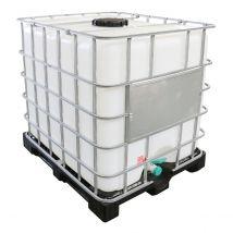 IBC Container Refurbished 1.000 liter - Kunststof Onderstel
