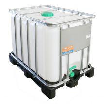 IBC Container Nieuw 600 liter Werit NUTRiline - Kunststof Onderstel