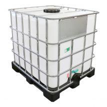 IBC Container Nieuw 1.000 liter Werit TOPline - Combi Onderstel