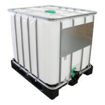 IBC Container Nieuw 1.000 liter Werit NUTRiline - Kunststof Onderstel