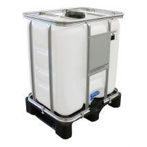 IBC Container Nieuw 300 liter Werit COMPACTline - Kunststof Onderstel