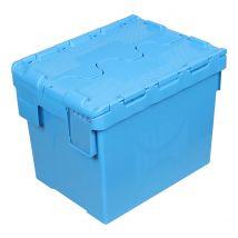 Distributiebak Blauw 400 x 300 x 310 mm