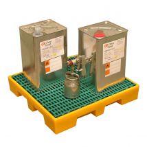 Lekbak kunststof 710 x 665 x 115 mm 35 Liter