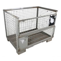 Gitterbox DB Gebruikt UIC Norm 435-3