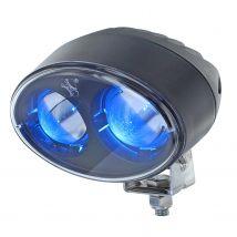 Blue Safety Heftruck licht 9-96V
