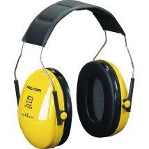 3M Peltor gehoorkap Optime I met hoofdbeugel