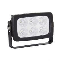 Werklamp Tralert LED 6x5W 3000 lumen breedstraler
