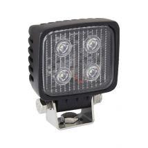 Werklamp Tralert LED 4x3W 1000 lumen breedstraler