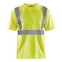 Werkshirt Blåkläder 3313 High Vis - voorkant