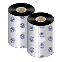 LMG 225 Ribbon inktlint Wax Resin 102 mm x 600 meter