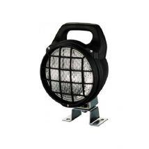 Werklamp Matador H3 halogeen breedstraler met beschermrooster