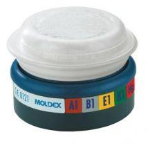 Combinatiefilter Moldex 9730 ABEK1Hg-P3 R D easylock