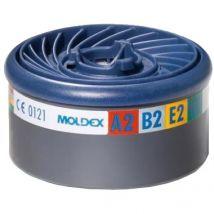 Gas- en dampfilter Moldex 9800 ABEK2 easylock