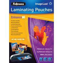 Fellowes Lamineerhoes Enhance A3 - 160 micron (2x80 micron) -100 stuks