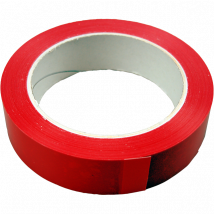 Strapping Tape Rood