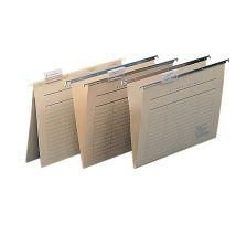 Formaat folio hangmappen voor lades