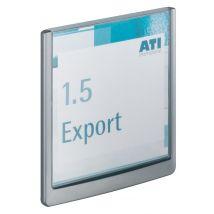 Durable deurnaamhouder Click Sign 14,9 x 14,8 cm