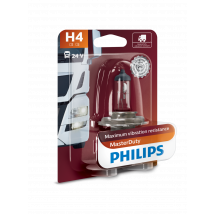 Philips MasterDuty 24V H4 Halogeenlamp 75/70W