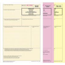 Certificaat van oorsprong 3 voud