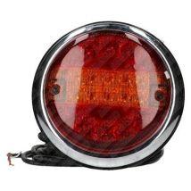 Achterlicht Flatline LED 12/24V
