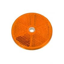 Schroefreflector Aspöck rond 62 mm oranje