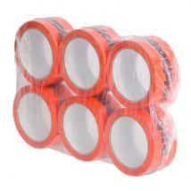 Breekbaar tape van PVC