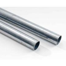 Stapelrek buis 120 cm - thermisch verzinkt staal