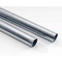 Stapelrek buis 130 cm - thermisch verzinkt staal