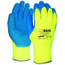 Werkhandschoen M-Safe Coldgrip HI-VIZ 47-185 latex