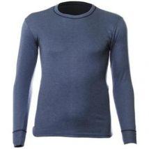 Thermal Shirt grijs unisex  - maat naar keuze