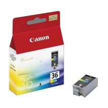 Inktcartridge Canon CLI-36 Kleur