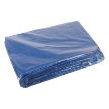 Dekkleed PE 8 x 10 meter extra 250 gr/m² - blauw