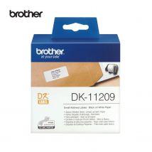 Brother DK-11209 label 29x62 mm - 800 labels/rol
