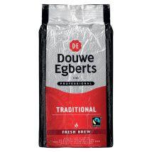 Douwe Egberts fairtrade koffie voor automaten - pak 1 kg