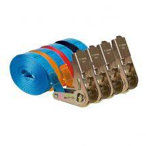 Eindloze spanband 25 mm 0,8 ton