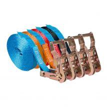 Eindloze spanband 25 mm 1,5 ton