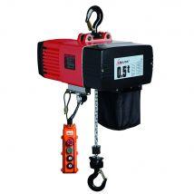 Elektrische Kettingtakel DEH 400V - Werklast en Hijshoogte naar keuze