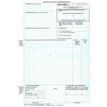 EUR MED certificaat - laser 3 voud (25 sets)